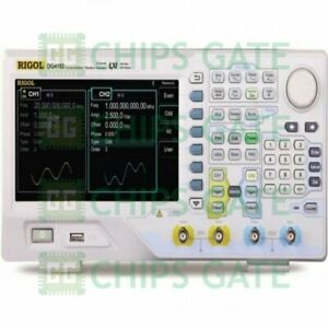 1pcs New Rigol Dg4162 Function arbitrary Waveform Generator 160mhz 500m
