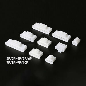 Xhb2 54mm Pcb Connector Housing Buckle For Header Crimps 2 10pin Various Type