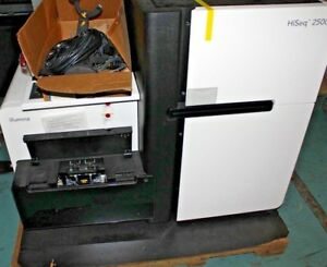 Illumina Hiseq 2000 V Dna Sequencer With Ups Svcd By Manufacturer 1