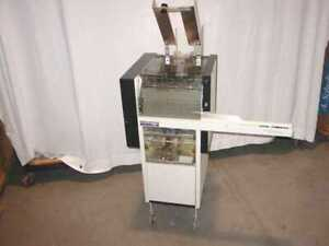 Omation 501 Mail Extractor Envelope Opener A Division Of Opex As Is