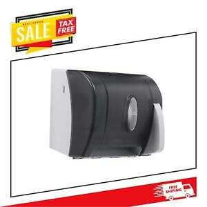 Paper Towel Push Paddle Dispenser Hands Free Hardwound 8 By Georgia Pacific