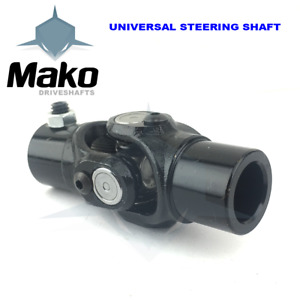Universal Steering Shaft Universal Joint 3 4 Bore Weld on 3 4 Bore 36 Spline