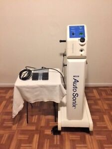 Ussc Autosonix Esu Cautery Electrosurgical Unit Generator With Footpedal 20097