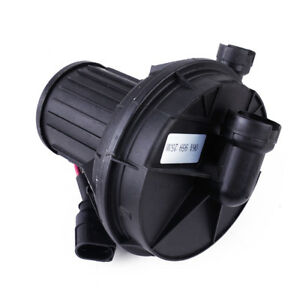 Smog Secondary Auxiliary Air Pump Fit For Vw Beetle Golf Jetta Passat Audi A4 A8