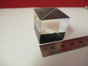 Optical Cube Beam Splitter Prism Optics As Pictured ft 2 75