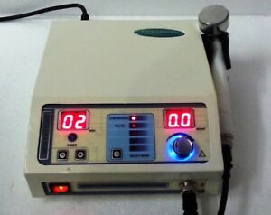 New Portable Ultrasonic Therapy 1 Mhz Ultrasound Therapy Massager Machine Unit P