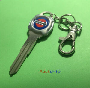 Key Blank Uncut Chain For Nissan 1991 11 240sx S13 S14 1983 11 Maxima