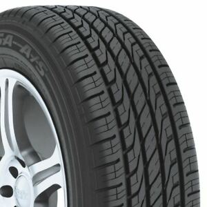 4 New P225 75r15 Toyo Extensa A S 102s Bw Tires