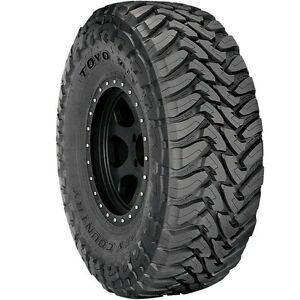 1 New 295 55r22 Toyo Open Country M T Mud Tire 2955522 295 55 22 55r R22 E