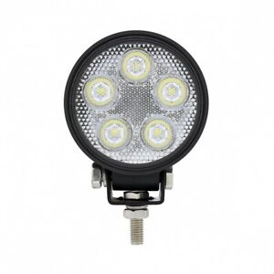 5 Led High Power Round Work Light Flood Light