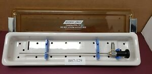 Circon Acmi M3 0a Gold Cystoscope 4mm X 30 Degree Autoclavable With Tray