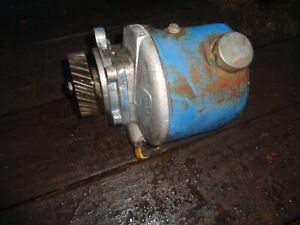 Ford Tractor 2000 3000 Power Steering Pump