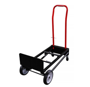 Milwaukee 300 500 Lb Capacity Convertible Hand Truck