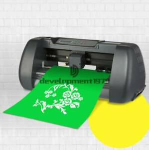 110v 240v Sk 375t 375mm Sign Sticker Vinyl Cutter Cutting Plotter Machine