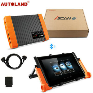 Autoland Car Bluetooth Full Systems Airbag Diagnostic Module Android Tablet