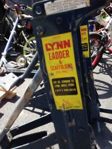 Lynn Ladder And Scaffolding Lift Pair