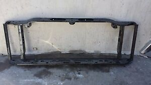 2007 2008 2009 2010 2013 Chevy Silverado 1500 Core Support Radiator Support Oem
