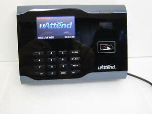 Uattend Cb6000 Time Clock Employee Management new