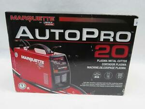 Marquette By Lincoln Electric Auto Pro 20 Plasma Metal Cutter