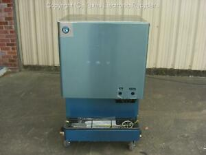 Hoshizaki Ice Maker Dcm 300bah Air cooled Water And Ice Dispenser