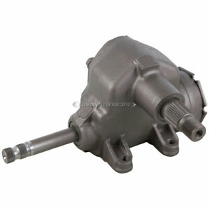 Manual Steering Gear Box For Chevy Chevelle Malibu Bel Air Caprice