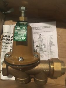 3 4 Water Pressure Reducing Valve Watts