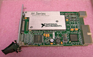 National Instruments Ni Pxi 6281 18 bit 500 Ks s multich 625 Ks s 1 ch Dac