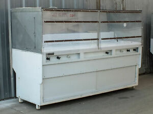 Terra Universal Acid Bath Wet Process Station Bench With Enclosure multi statio