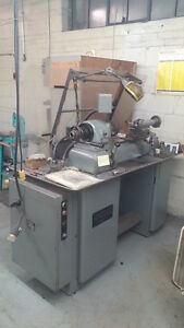 Hardinge Second Operation Lathe Model Dv 59 Superb Condition Well Equipped