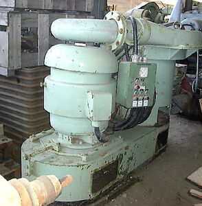 Hurricane Pulverizer Crusher 100hp Variable feed Auger