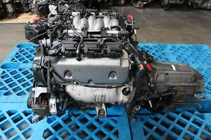 Jdm 96 00 Honda Legend Acura Rl 3 5 V6 C35a Engine And Automatic Trans Complete