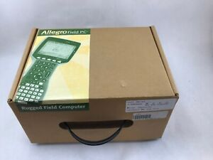Juniper Systems Allegro Ce Survey Data Collector Handheld Computer And Base