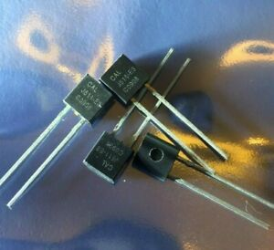 2 J511 2 J508 Current Regulating Diode Calogic Siliconix 4 7 Ma 2 4 Ma