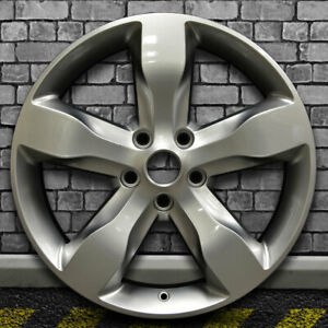 Hyper Medium Silver Oem Factory Wheel For 2011 2013 Jeep Grand Cherokee 20x8