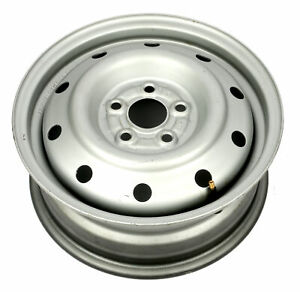 1995 99 Subaru Legacy Single 14 X 5 1 2 Steel 5 Lug 12 Hole Wheel Rim Kba43736