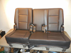 2013 2015 Ford Explorer 2nd Second Row Back Seat Black Oem New Take Offs