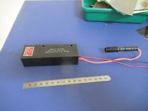 Hewlett Packard Hp Laser Hv Hene Power Supply For Optics As Pictured