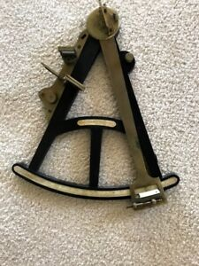 C1800 1840 Spencer Browning Rust London Octant Nautical Ship Sextant Quadrant