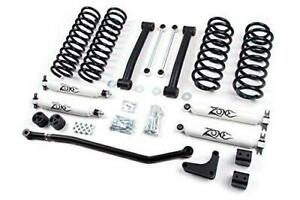 Zone Offroad 99 04 Jeep Grand Cherokee Wj 4in Suspension System Lift Kit j17n