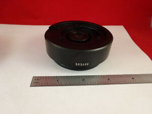 Leitz Germany Vertical Lens Illuminator Microscope Part As Pictured
