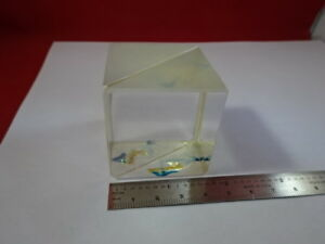 Optical Beam Splitter Cube Optics As Pictured 51 a 01