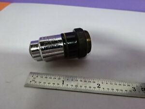 Carl Zeiss Germany Objective Plan 10x Optics Microscope Part As Pictured