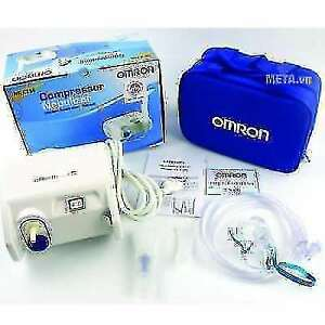 Omron Ne c25s Compressor Nebuliser With Adult Pediatric Mask