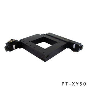 Xy Motorized Microscope Stage Electric Xy Integral Combinating Platform Pt xy50