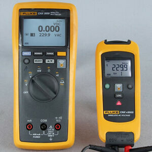 Fluke Cnx 3000 Wireless Multimeter Kit f2