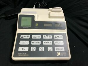 Chattanooga Intelect Legend Combo C2 Ultrasound E Stim Therapy Unit As is