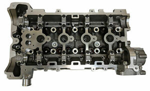 New Oem Gm Chevy G6 2 4 Dohc Ecotec Cylinder Head Cast 279 Valves springs Only