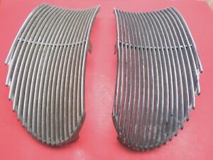 1940 1941 Packard 120 Side Grills Oem Left Right L R P S D S