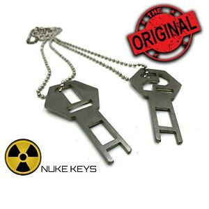 Epilog M2 Fusion And Fusion Pro Co2 Laser Door Interlock Bypass Keys Set Of Two
