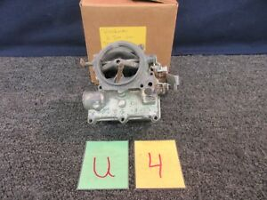 Rochester 2 Jet Carburetor Gm Tri power 700 8597 518 Rp Engine Hot Rod